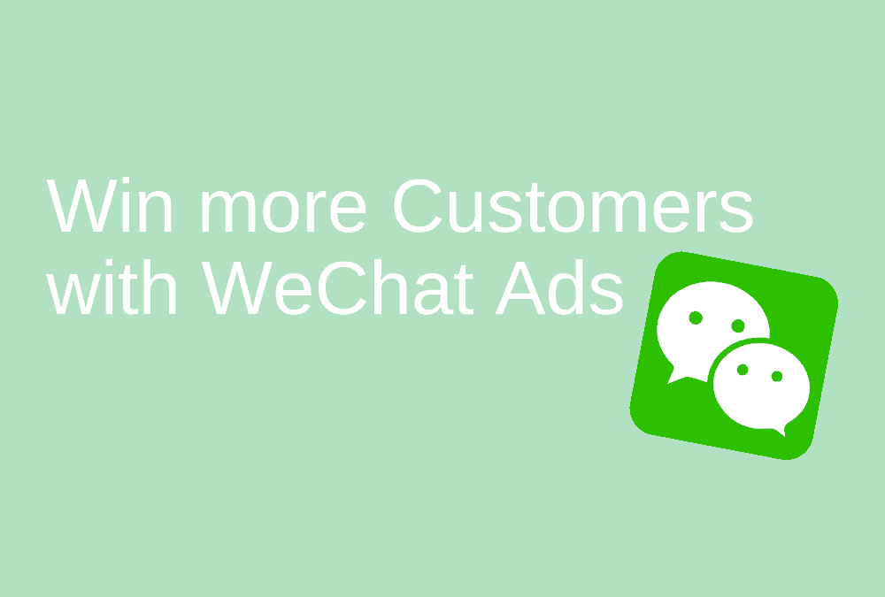 The Authoritative Guide To Winning More Chinese Customers with WeChat Advertising.