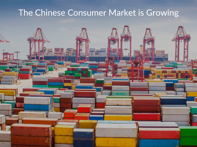 China is growing