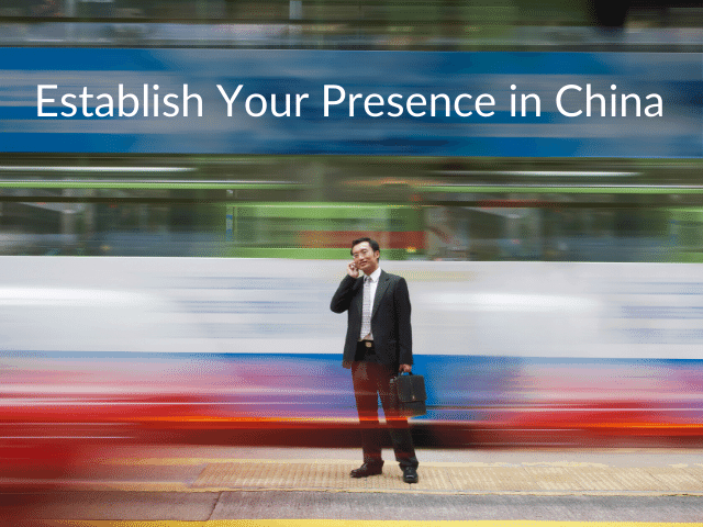 how to advertise in china online and establish your presence