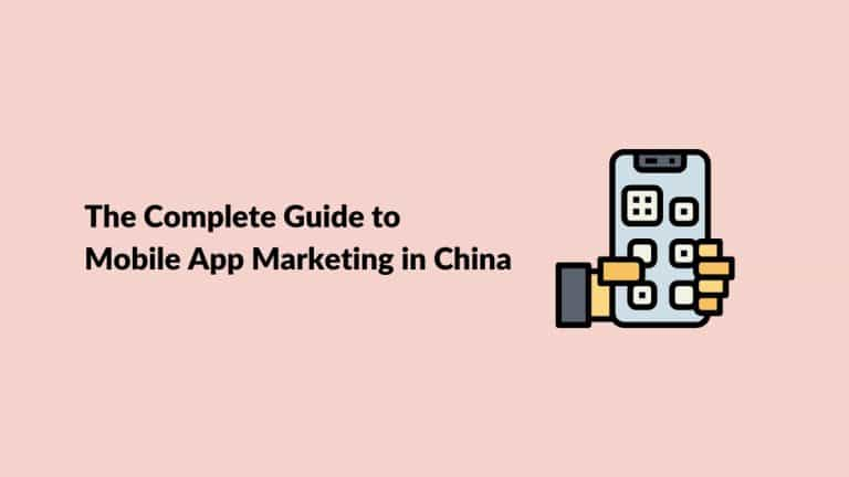Mobile App Marketing in China