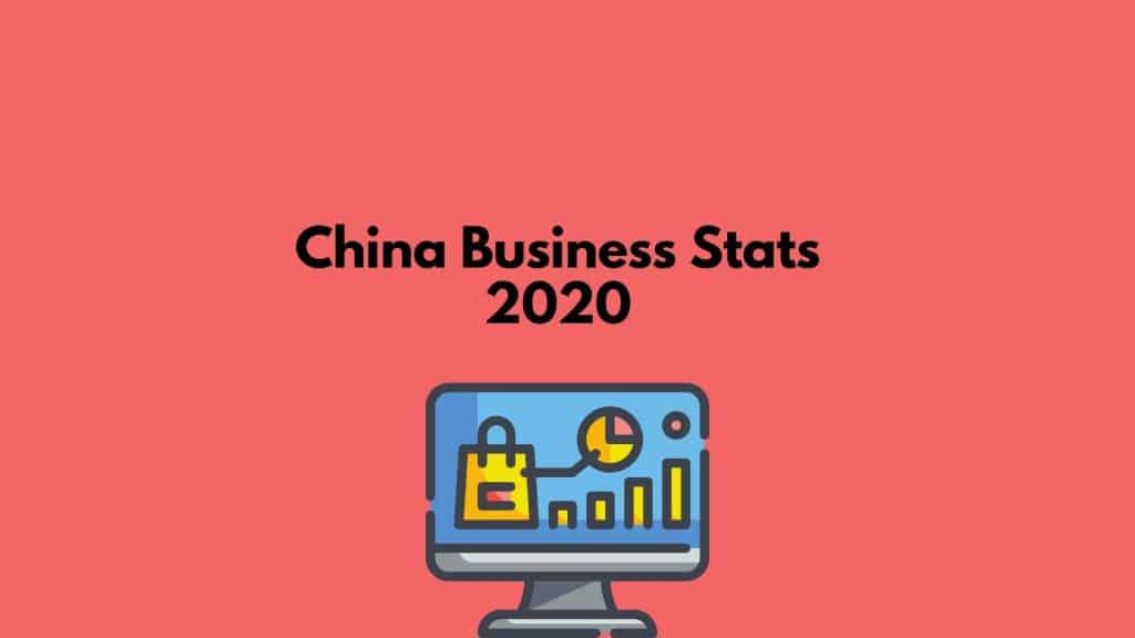 china business stats - 2020