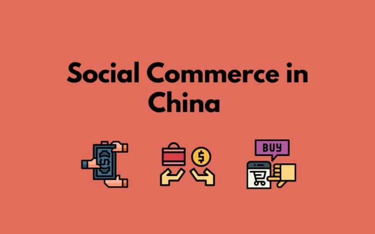 Social Commerce in China Infographic - AdChina blog