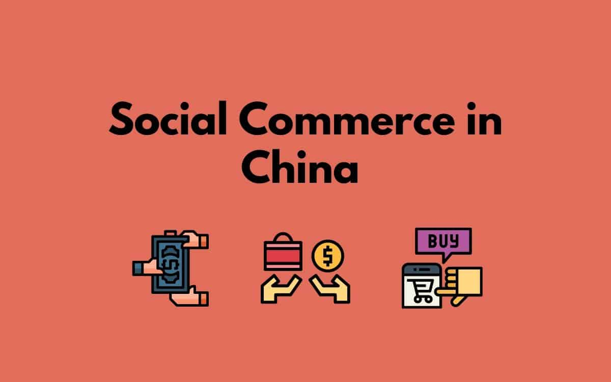 Infographic: Social Commerce in China