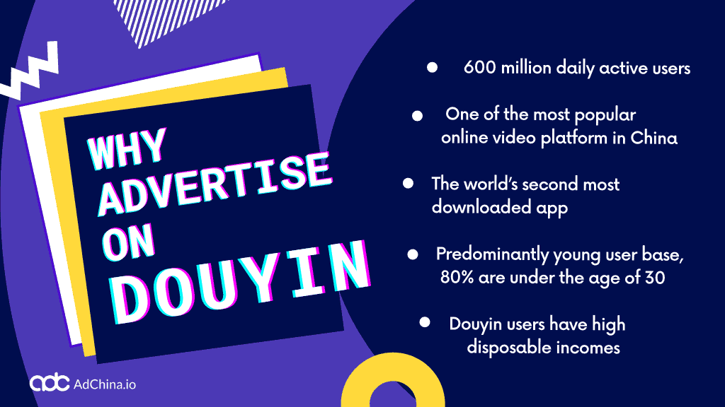 why advertise on douyin