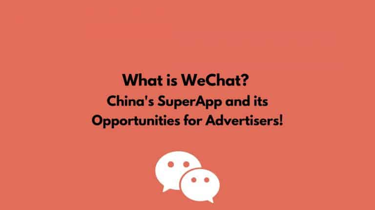 WeChat Advertising Strategy