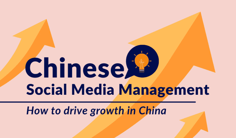 chinese social media management